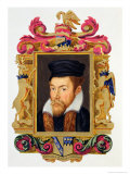 Portrait of Edward Stanley Giclee Print by Sarah Countess Of Essex