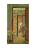 The Toilet Giclee Print by Henri Lebasque