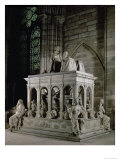 Tomb of Louis XII Giclee Print by Jean I Juste