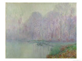 Morning Mist, 1907 Giclee Print by Gustave Loiseau