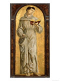 St. Anthony of Padua Giclee Print by Cosimo Tura