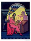 Yaroslav the Wise Giclee Print by Nikolai Konstantinovich Rerikh