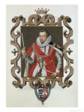Portrait of Robert Cecil Giclee Print by Sarah Countess Of Essex