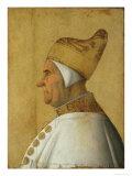 Giovanni Mocenigo Giclee Print by Gentile Bellini