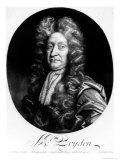 John Dryden Giclee Print by Johann Closterman