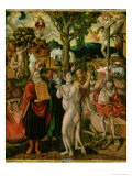 Fall and Redemption, 1540 Reproduction proc&#233;d&#233; gicl&#233;e par Franz Timmermann