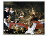 Le Cellier Giclee Print by Frans Snyders Or Snijders