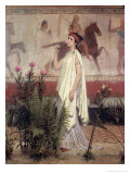 Greek Woman, 1869 Giclee Print by Sir Lawrence Alma-Tadema