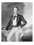 Sir James Brooke Giclee Print by Sir Francis Grant