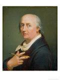 Self Portrait Giclee Print by Johann Heinrich Wilhelm Tischbein