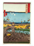 View of Osaka Giclee Print