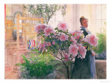 Azalea, 1906 Giclee Print by Carl Larsson