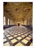 The Sala Dorata, Built 1537-88 Giclee Print by Jacopo Sansovino