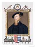 Portrait of Thomas Seymour Giclee Print by Sarah Countess Of Essex