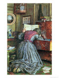 The Lost Child Giclee Print by William Holman Hunt