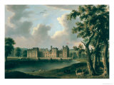 Raby Castle Giclee Print by James Miller