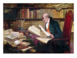 Legal Matter Giclee Print by George Fox
