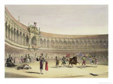 The Plaza of Seville, 1865 Giclee Print by William Henry Lake Price