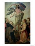 The Ascension of Christ, 1595 Giclee Print by  Santi di Tito