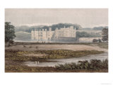 Leeds Castle, from R. Ackermann's Giclee Print by William Crouch