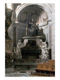 Monument to Urban VIII Giclee Print by Giovanni Lorenzo Bernini