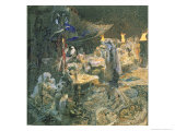 Eastern Tale, 1886 Reproduction proc&#233;d&#233; gicl&#233;e par Mikhail Aleksandrovich Vrubel