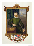 Portrait of James Douglas Giclee Print by Sarah Countess Of Essex