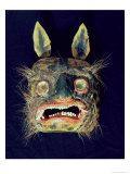 Mask Giclee Print