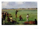 Shooting Giclee Print by Samuel Henry Alken