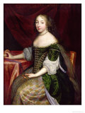 The Duchess of Savoy Giclee Print by Charles Beaubrun