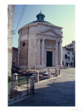 Church of the Maddalena, Built c.1760 Reproduction procédé giclée par Tommaso Temanza