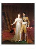 Portrait of Jerome Bonaparte Giclee Print by Francois Pascal Simon, Baron Gerard