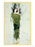Ida Lvovna Rubinstein Giclee Print by Leon Bakst