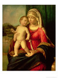 Madonna and Child Giclee Print by Giovanni Battista Cima Da Conegliano