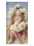 Summer Offering, 1894 Giclee Print by Sir Lawrence Alma-Tadema