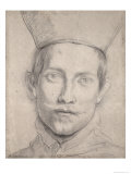 Portrait of a Cardinal Giclee Print by  Domenichino