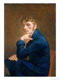 Self Portrait, 1805 Giclee Print by Philipp Otto Runge