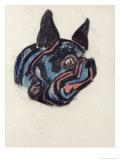 Dog Giclee Print by Henri Gaudier-brzeska