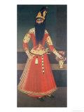 Portrait of Fath Ali-Shah Giclee Print