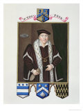 Portrait of Sir Thomas Pope Reproduction procédé giclée par Sarah Countess Of Essex