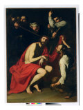 The Mocking of Christ Giclee Print by Jusepe de Ribera