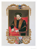 Portrait of Sir William Petre Giclee Print by Sarah Countess Of Essex