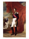 Leopold I Giclee Print by Franz Xavier Winterhalter