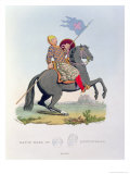 David, Earl of Huntingdon Giclee Print by Samuel Rush Meyrick