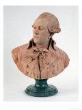 Bust of Maximilian de Robespierre Giclee Print by Louis Pierre Deseine