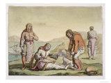 Eskimos, 1817 Giclee Print by G. Bramati