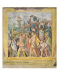 The Triumph of Caesar Giclee Print by Andrea Mantegna