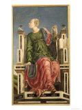 Erato Giclee Print by Cosimo Tura