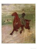 The Amazon, 1882 Lámina giclée por Henri de Toulouse-Lautrec