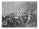 Battle of New Orleans, 8th January 1815, from Gleasons Pictorial, 1854 Giclee Print by Thomas Light Merritt